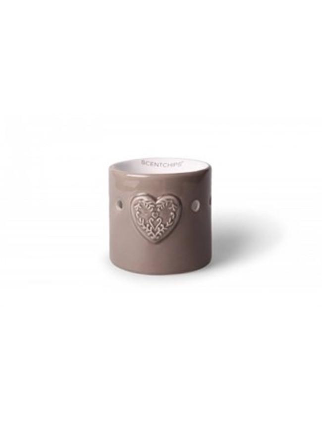 SCENTCHIPS - Κεραμικός αρωματιστής «καρδιά»